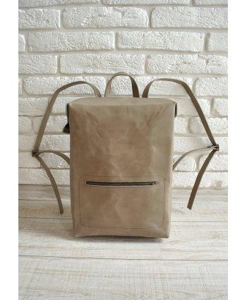 Кожаный рюкзак Backpack G - EasyEasy