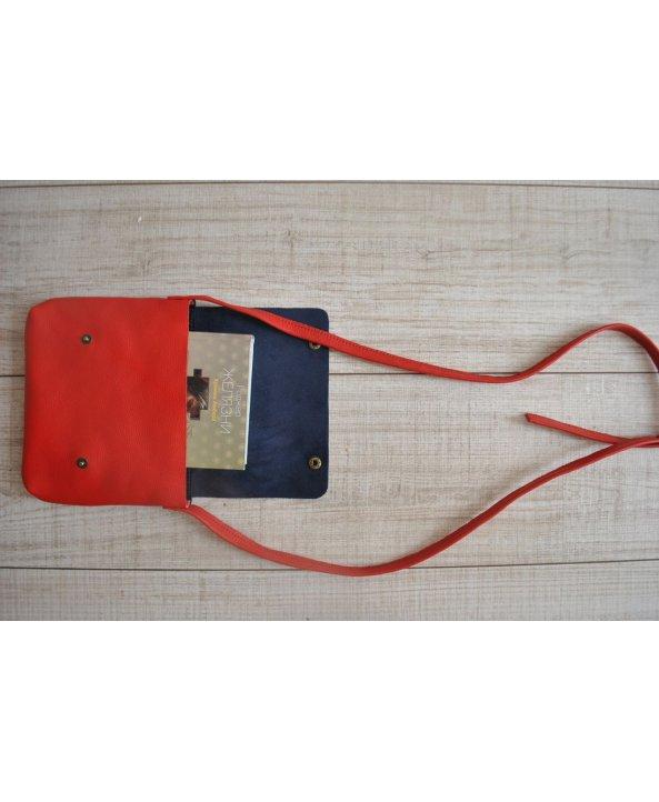 Кожаная сумка Little Bag86 - EasyEasy