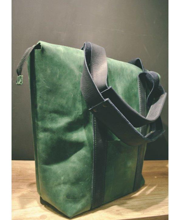 Женская кожаная сумка GBAG - EasyEasy