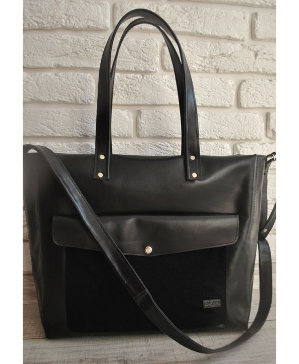 """Женская сумка """"BlackSkin"""" - EasyEasy"""