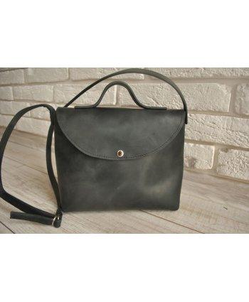 """Женская сумка """"Smooth Black"""" - EasyEasy"""