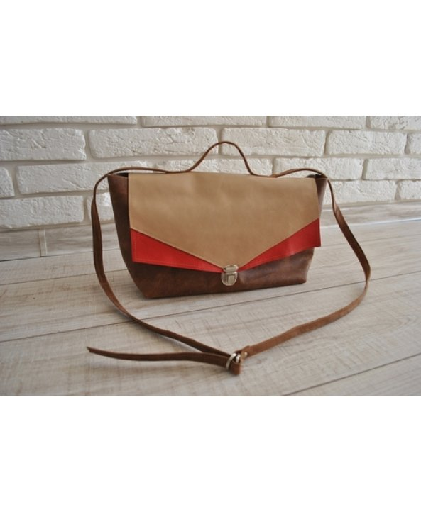 """Женская сумка """"Snap Bag"""" - EasyEasy"""