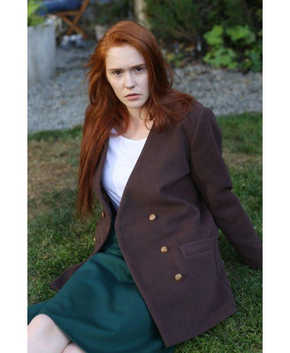 """Кашемировое пальто """"Cashmere Coat"""" - EasyEasy"""