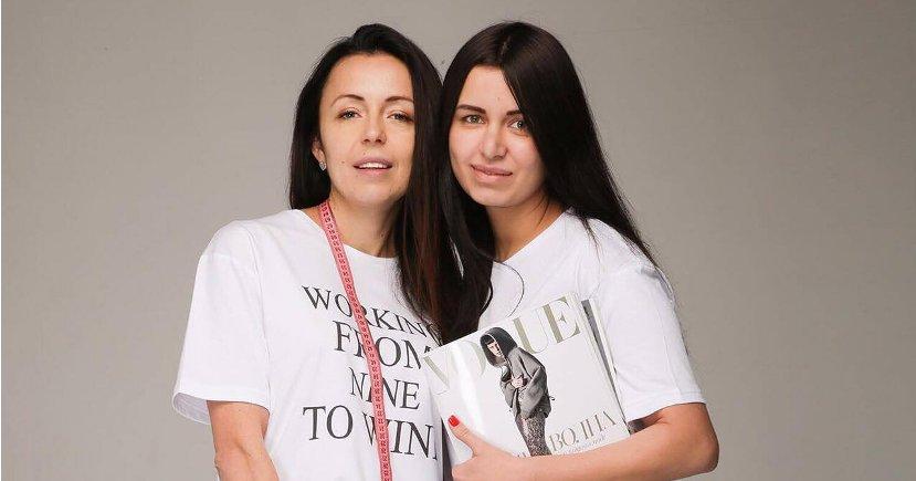 Два в одном: сестры харьковчанки создали бренд модной одежды